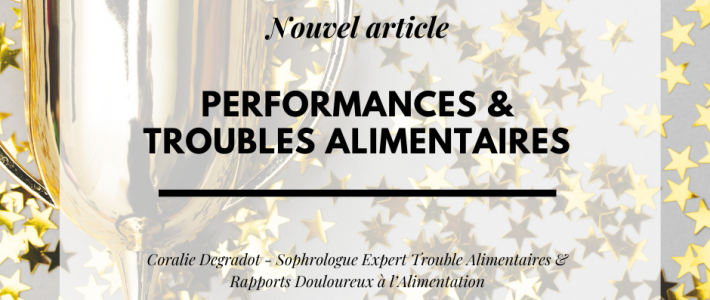 Performances & Troubles Alimentaires